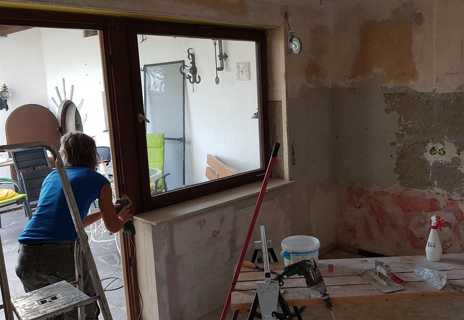 Renovieren Sanieren Erhalten im Haus am Berg in Ellwangen ...